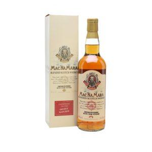 MacNaMara Blended Scotch Rum Finish Whisky