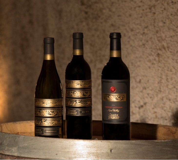 Game Of Thrones Wine Full Set Collectors Australian Liquor Suppliers