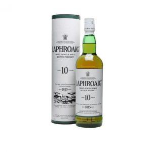 Laphroaig 10 Year Old Scotch Whisky 700mL