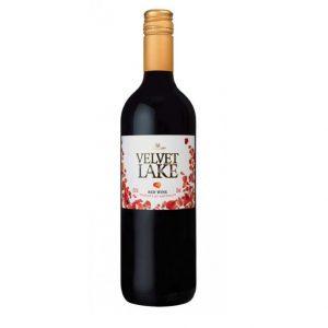 velvet lake red wine