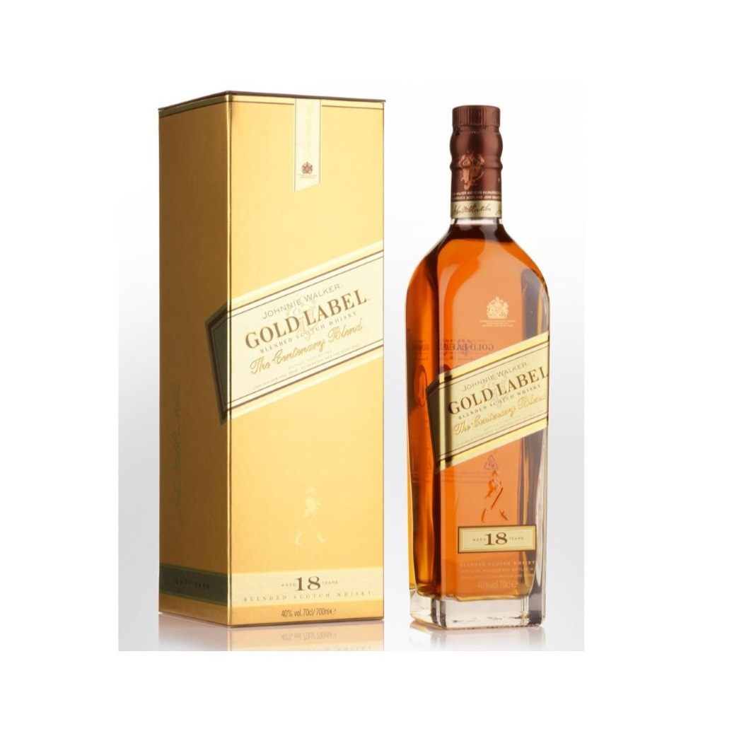 Johnnie Walker Gold Label 18 Year Old 'The Centenary Blend