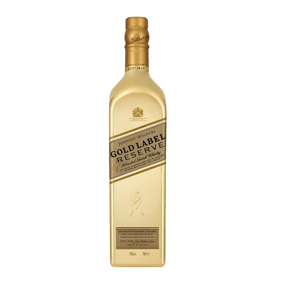 Johnnie Walker Gold Label Reserve Limited Edition Bullion