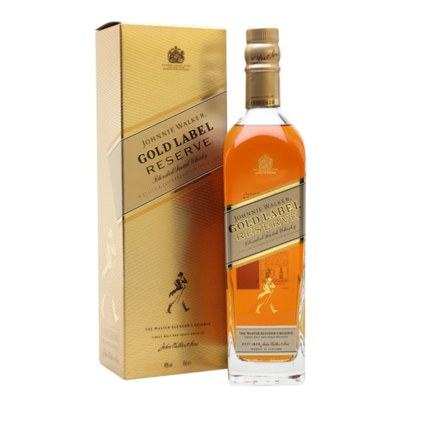 Johnnie Walker Gold Label Reserve Scotch Whisky 700mL